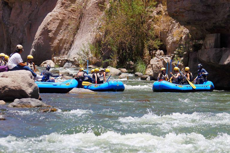 Rafting en Perú