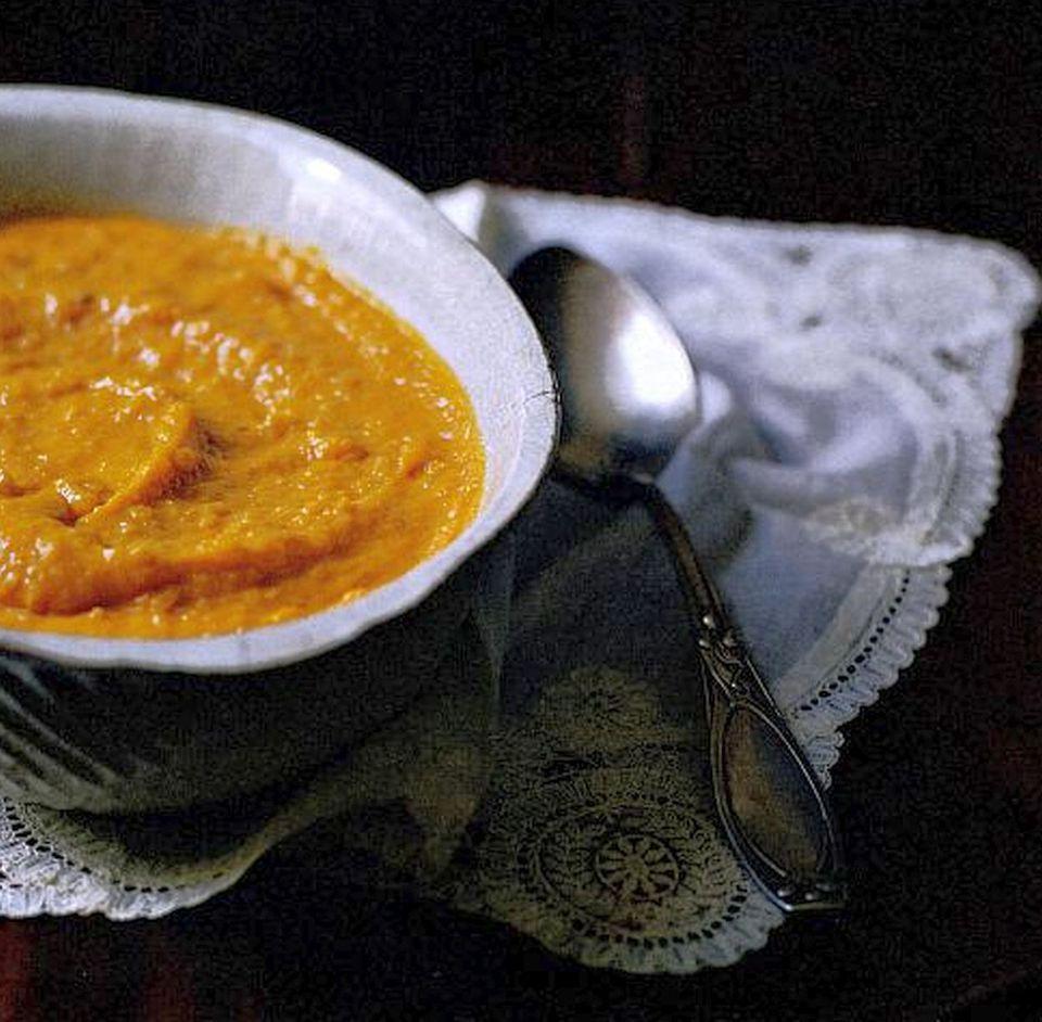 Creamed Pumpkin
