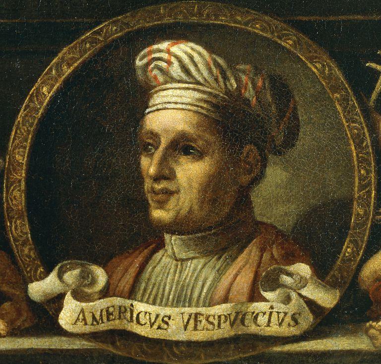Portrait of Amerigo Vespucci