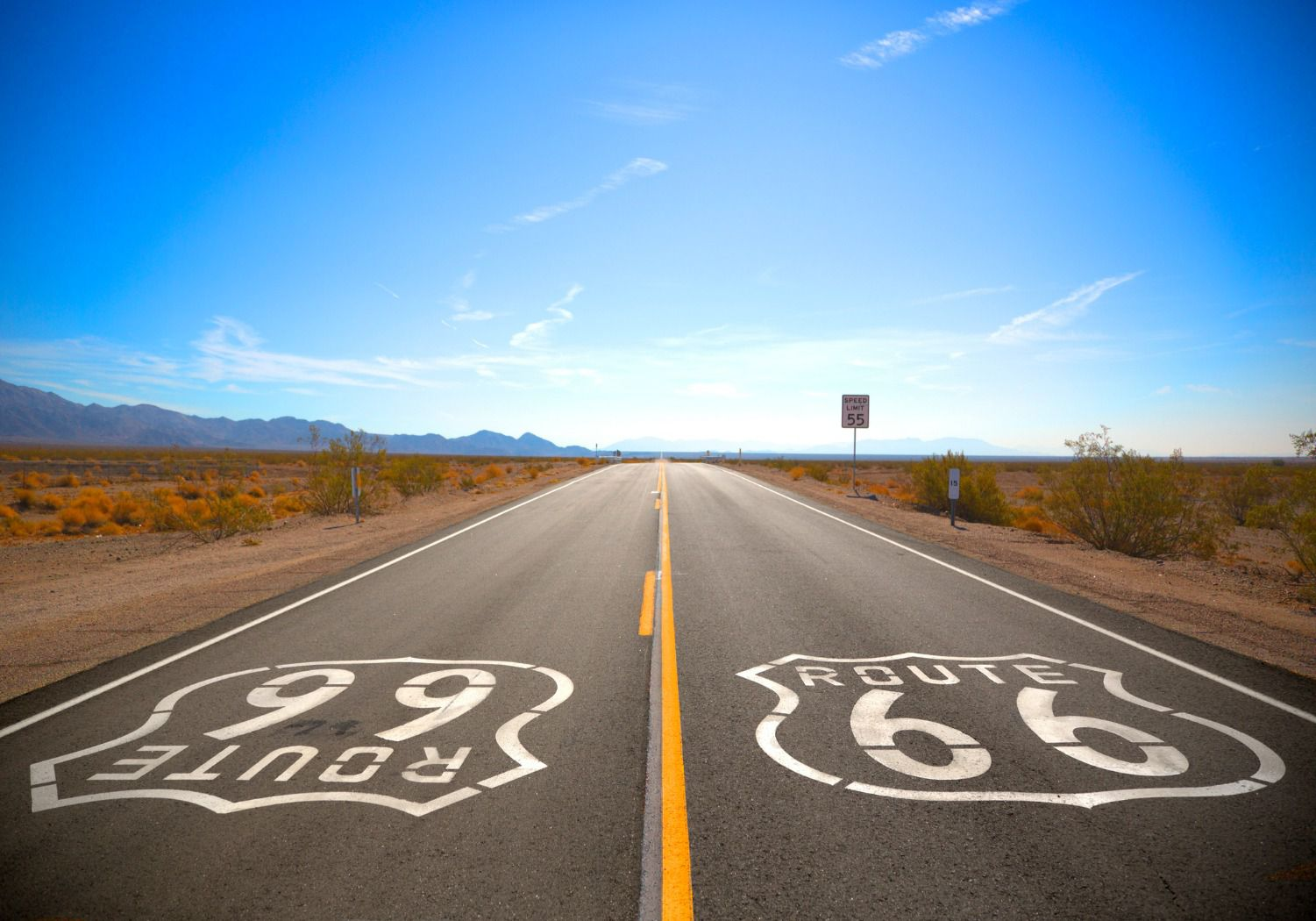 Road Trip Planner Canada >> Maps of Route 66: Plan Your Road Trip