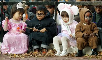 enjoy halloween parades near washington dc - Halloween Northern Virginia