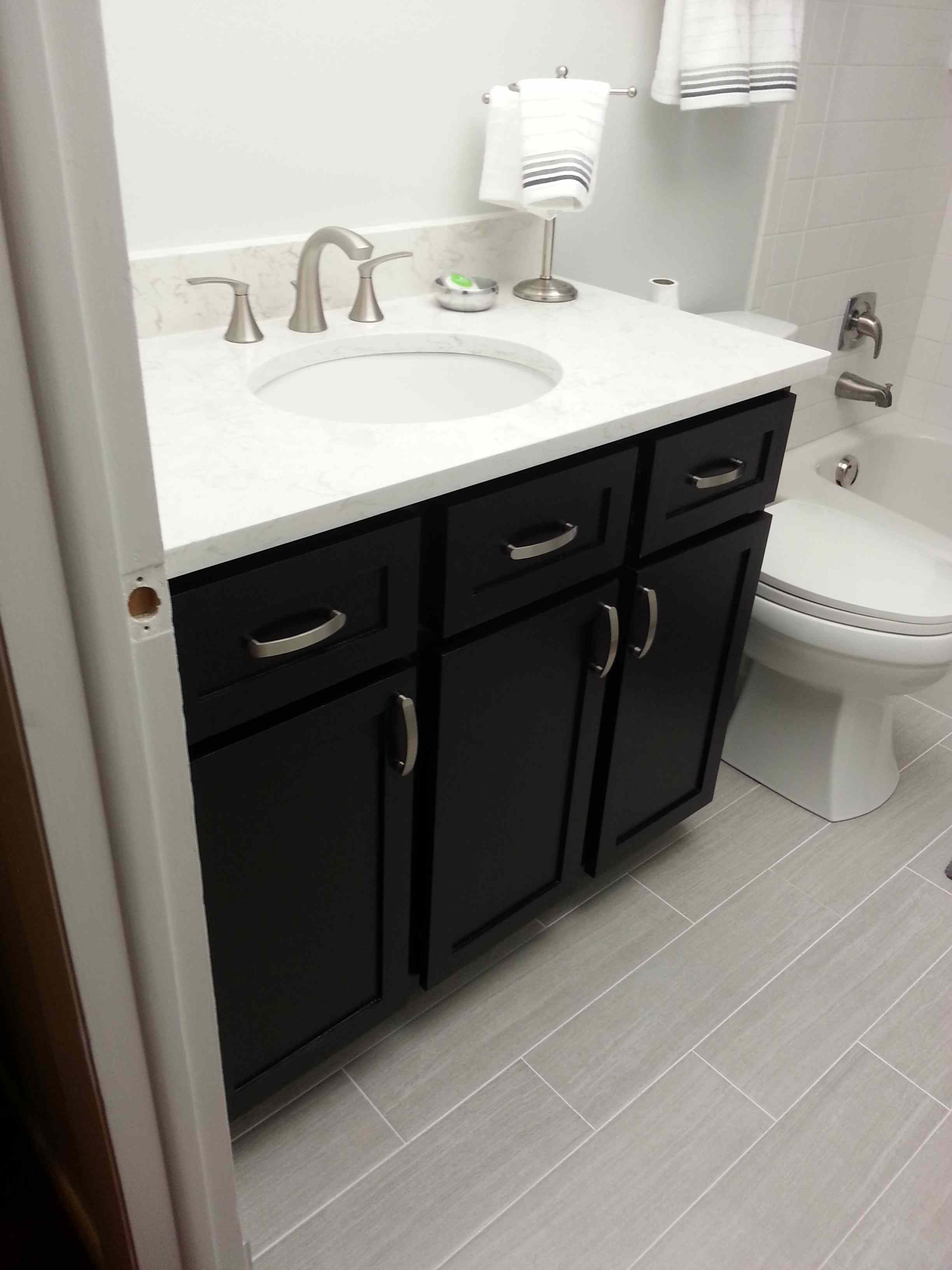 bathroom barton floor and vanity bath styles sink