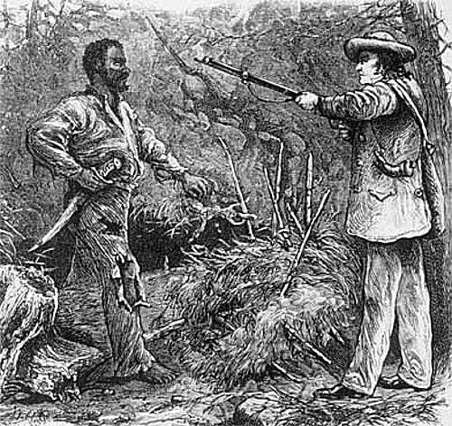 175th anniversary of Nat Turner Slave Rebellion - Nat Turner, a slave who lived in the 1800s, is one of the most famous historical black figures to date. Turner, who led a slave rebellion in Virginia in 1831, was a preacher who claimed to have visions from God. He was hailed as a prophet by many slaves of the time, especially because of the signs he believed God sent him and because of his uncanny knowledge of events that happened long before he was born.