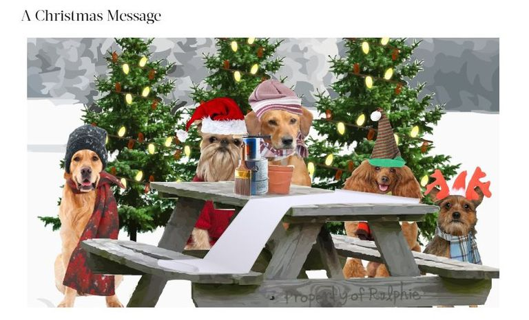 10 best electronic christmas cards websites sloppy kissscreenshot spiritdancerdesigns Image collections