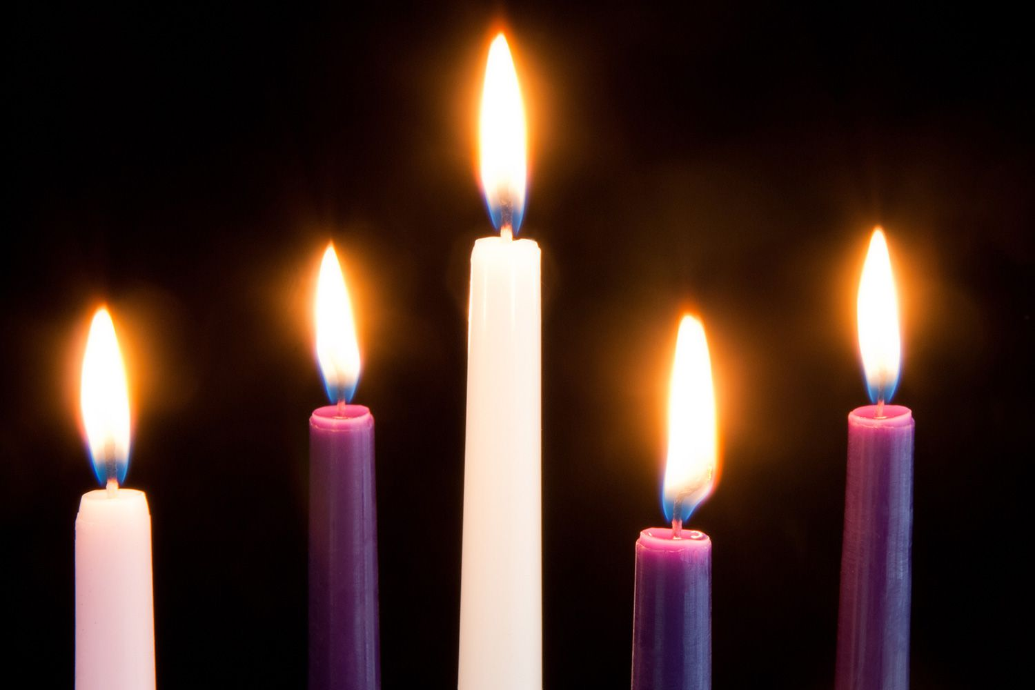 The advent candle colors are packed with rich meaning buycottarizona Image collections
