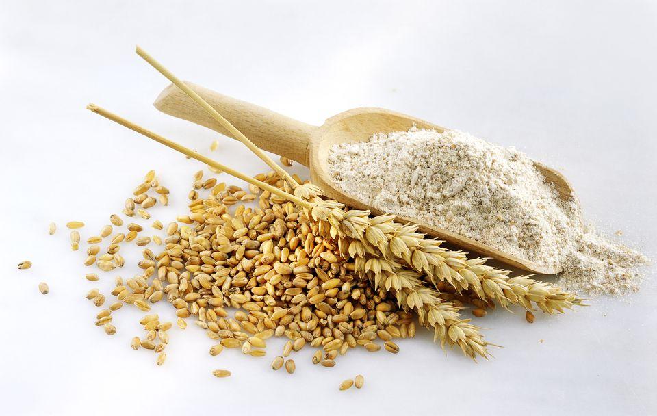 Whole Wheat and Flour