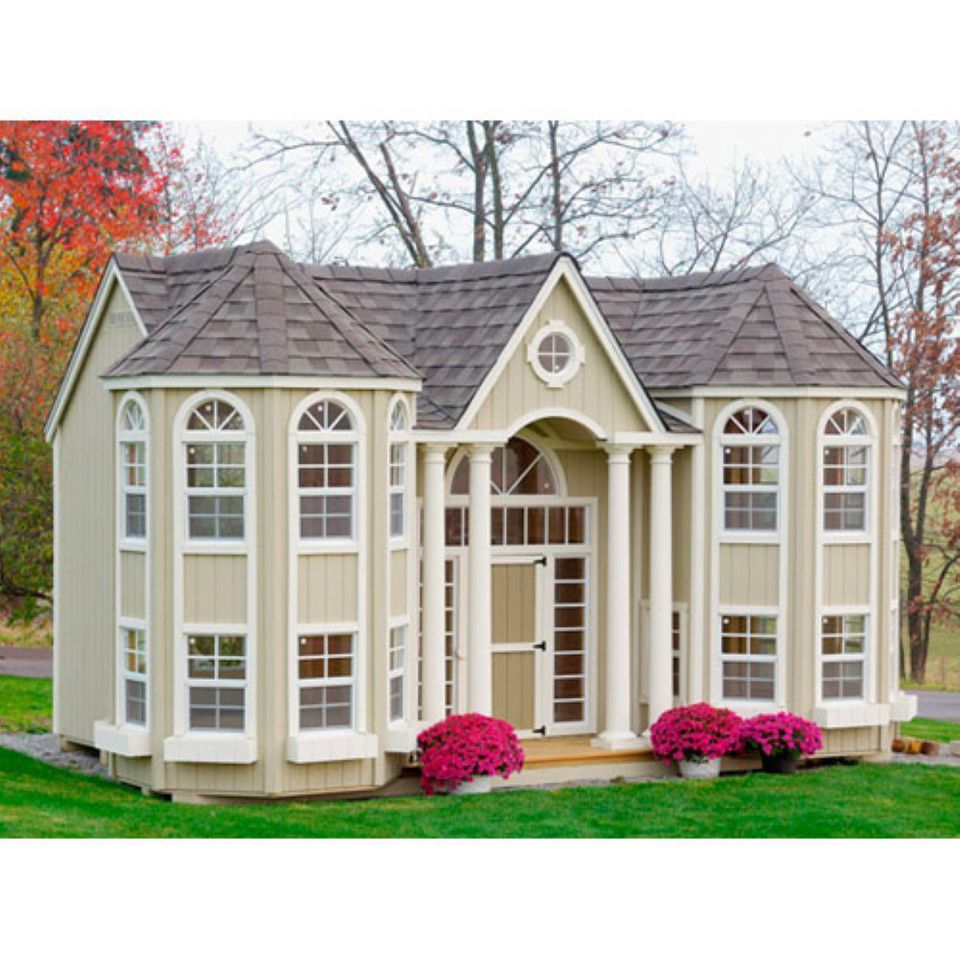 Playhouse kits to buy and build on your own for Design your own house for kids