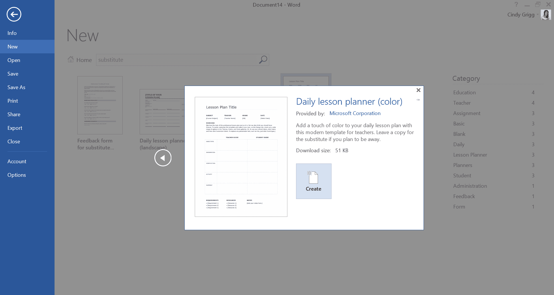 Free Customizable Templates for Teachers from Microsoft