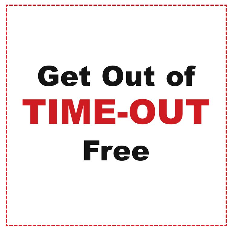 Coupon: Get Out of Time-Out Free