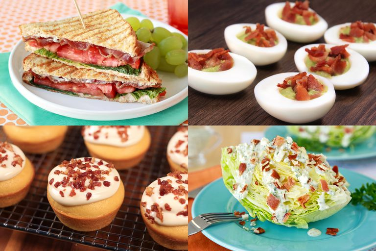 Healthy Bacon Recipes