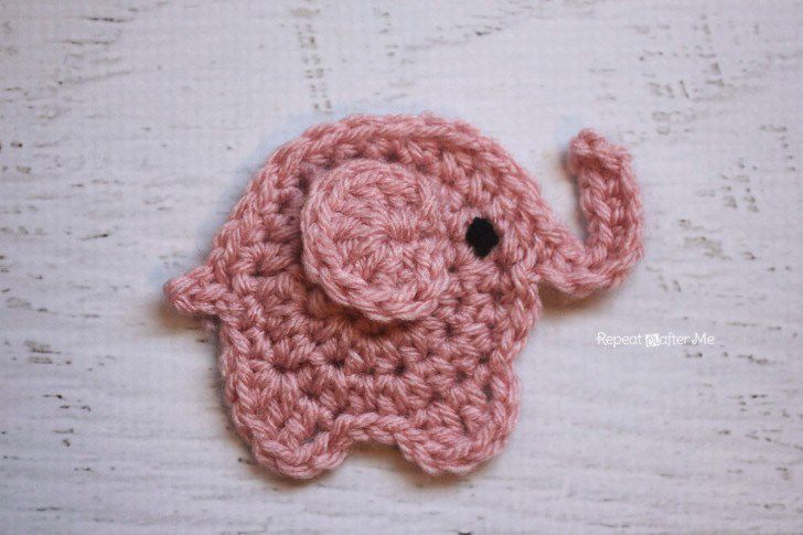 11 free crochet elephant patterns pink elephant free crochet pattern dt1010fo