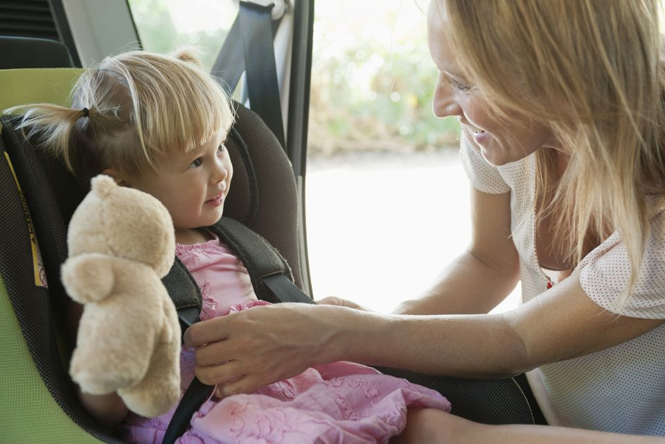 What Is the Car Seat or Booster Seat Law in Arizona?