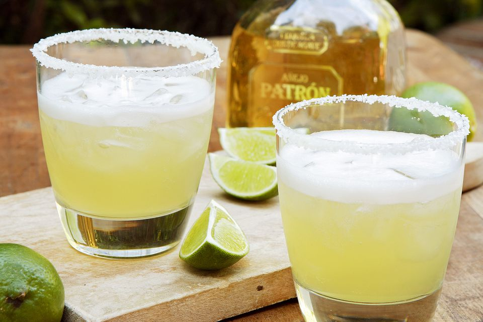 9 essential tequila cocktails you have to try for Cocktails made with tequila
