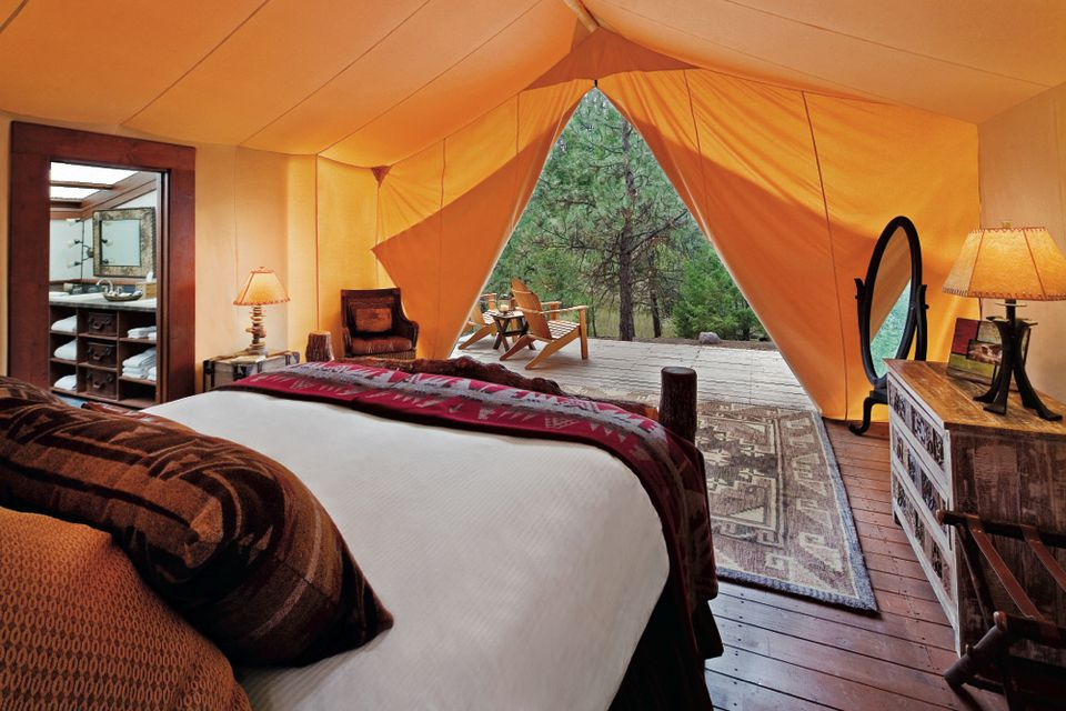 Alternative hotels treehouses yurts tents tipis tiny houses for 5 paws hotel salon