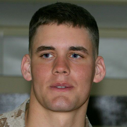 Pictures Of Mens Military Haircuts - Army cut hairstyle indian