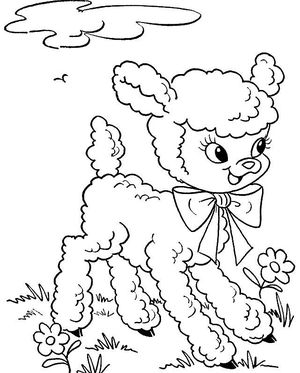 Raising Our Kids Easter Coloring Pages