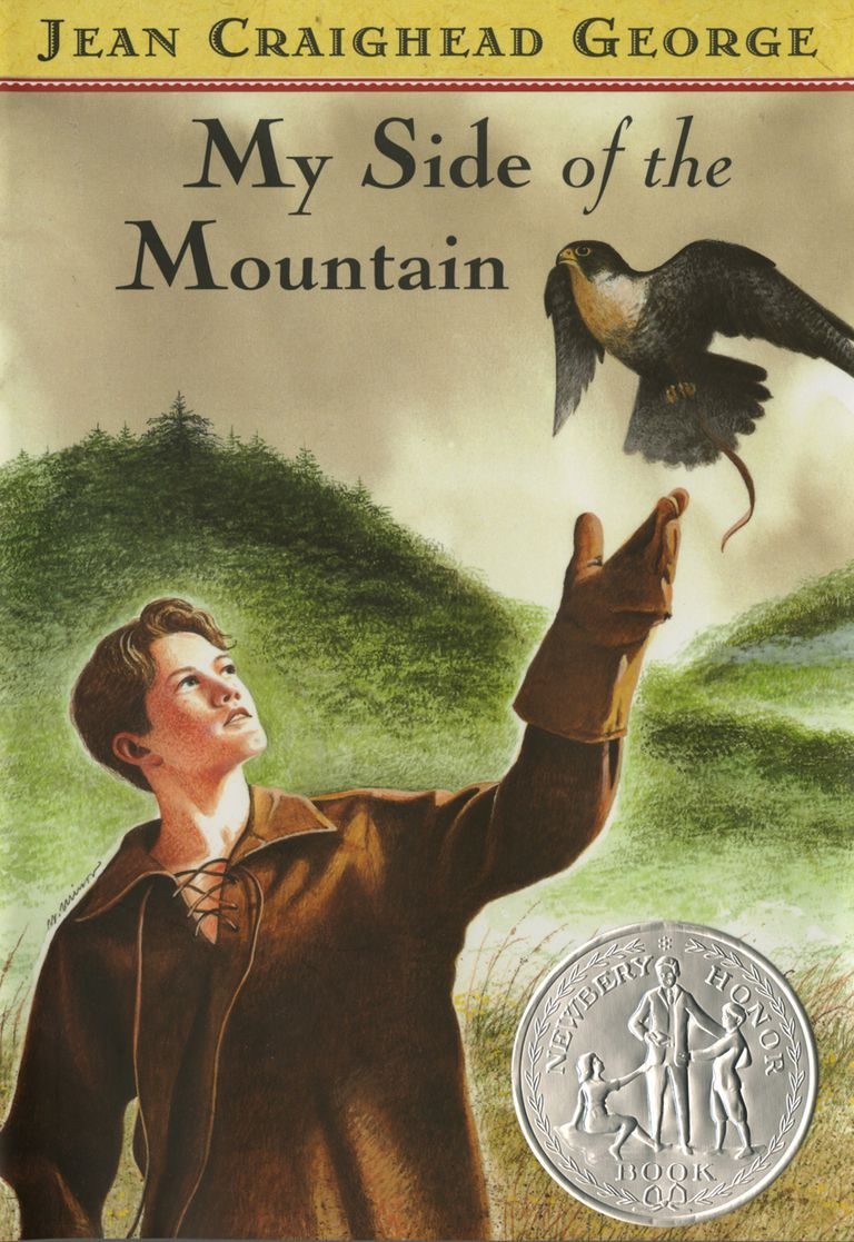 My Side of the Mountain - Book Cover