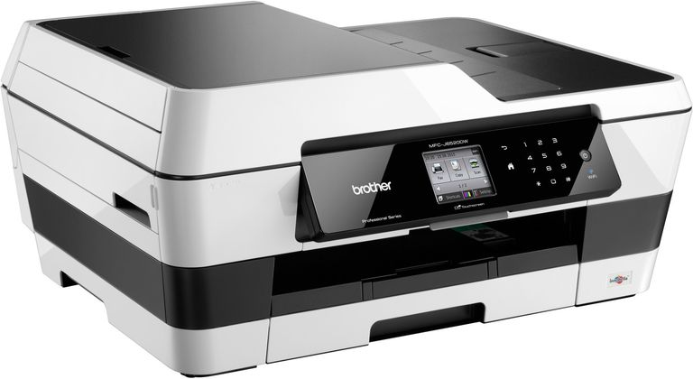 Brother's MFC-J6520DW Multifunction, Wide-Format Printer
