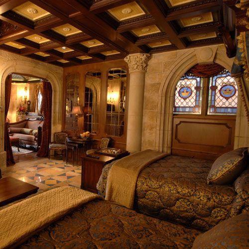 Book Room In Cinderella S Castle