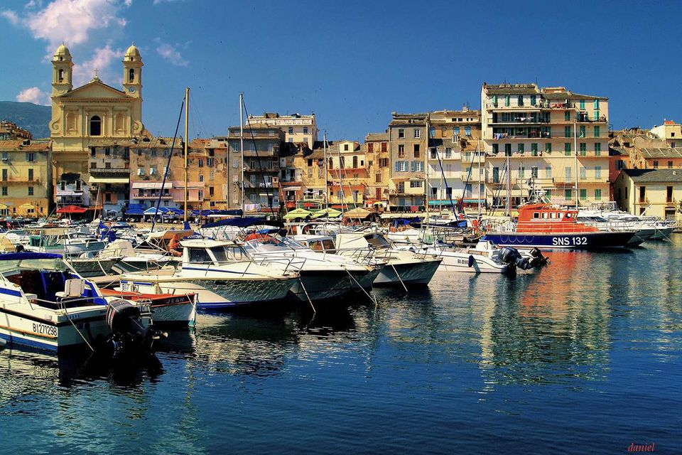 Travel To Corsica From India
