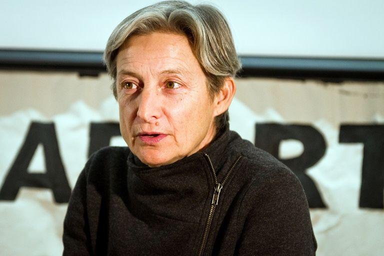 La filósofa Judith Butler