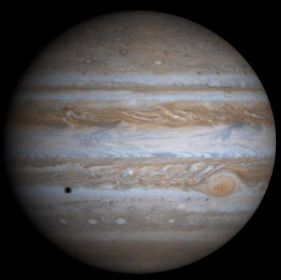 Jupiter - Visual Solar System Tour