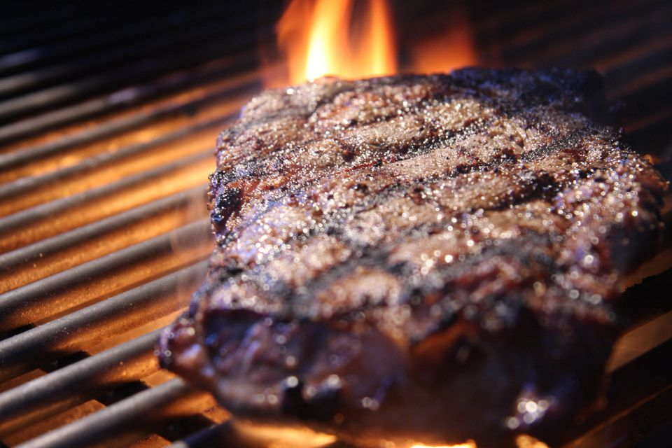 Grilling and broiling