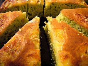 Breton Butter Cake Recipe