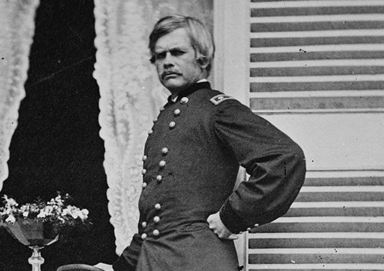 Maj. Gen. Edward O. Ord