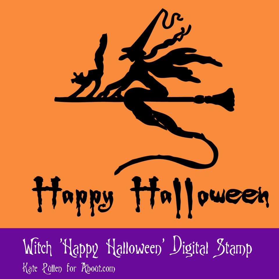 ideas for halloween sentiments greetings and verses - Photo Halloween Cards