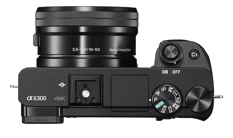 Sony Alpha 6300 review
