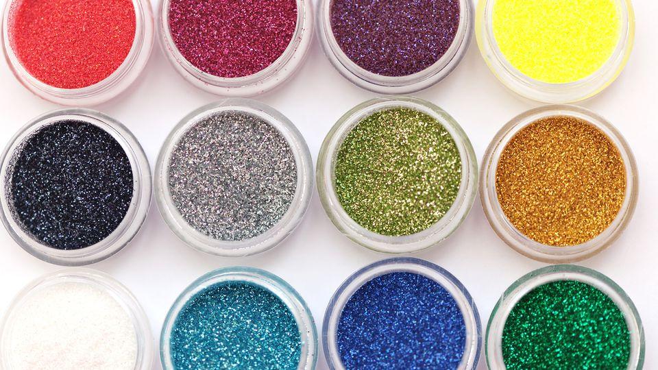glitter colors