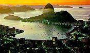 Rio de Janeiro Sugarloaf Mountain