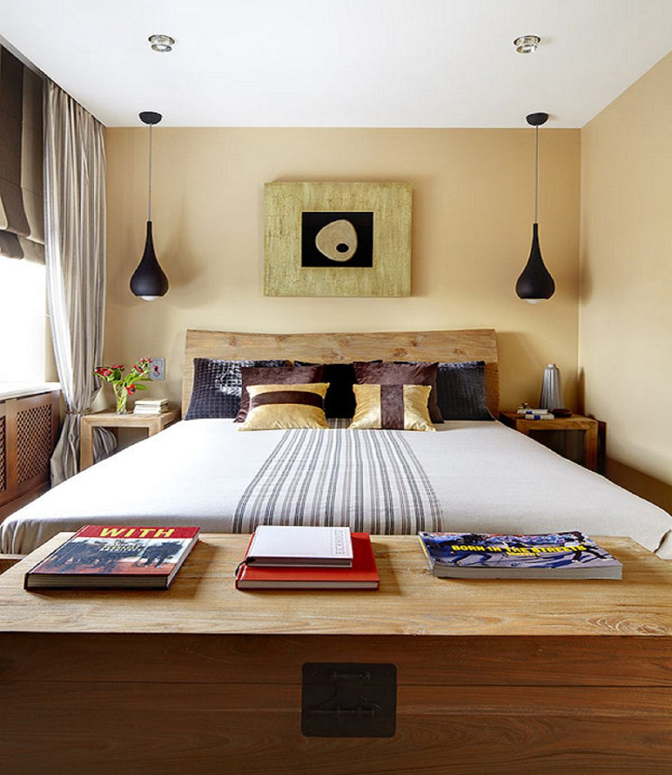Bedroom Decorating Tips: Small Master Bedroom Design Ideas, Tips And Photos