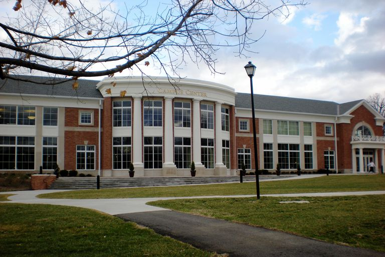 The Campus Center at Centre College
