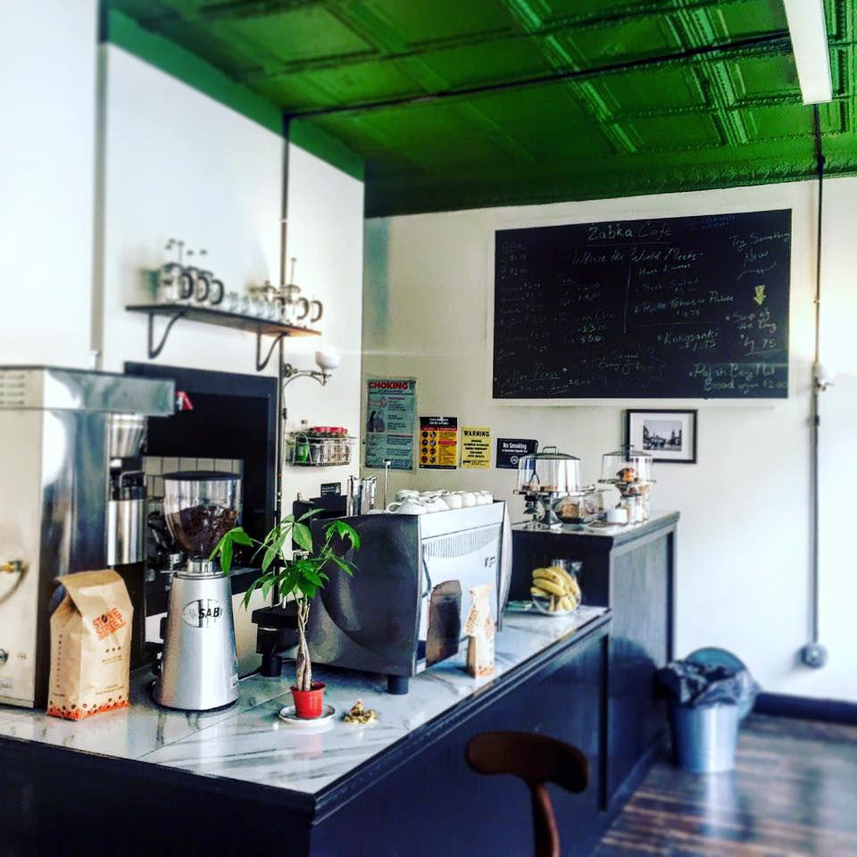 Zabka Cafe