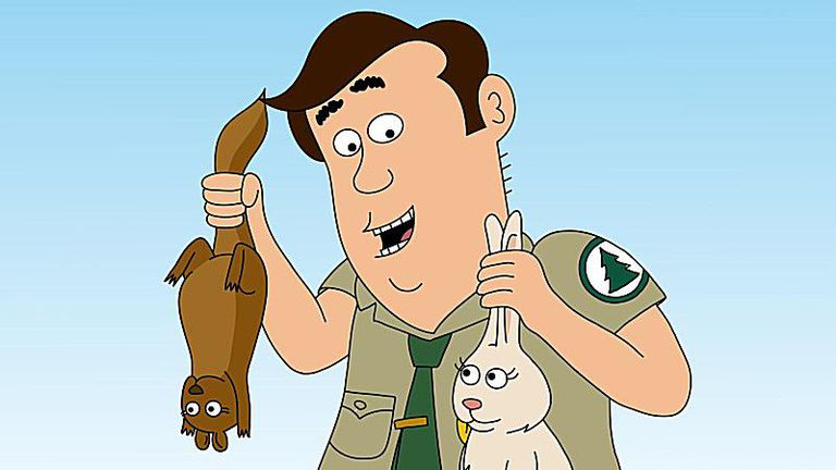 Squabbits - Brickleberry