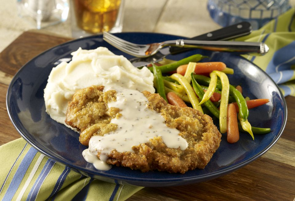 how to cook chicken fried steak from omaha steaks