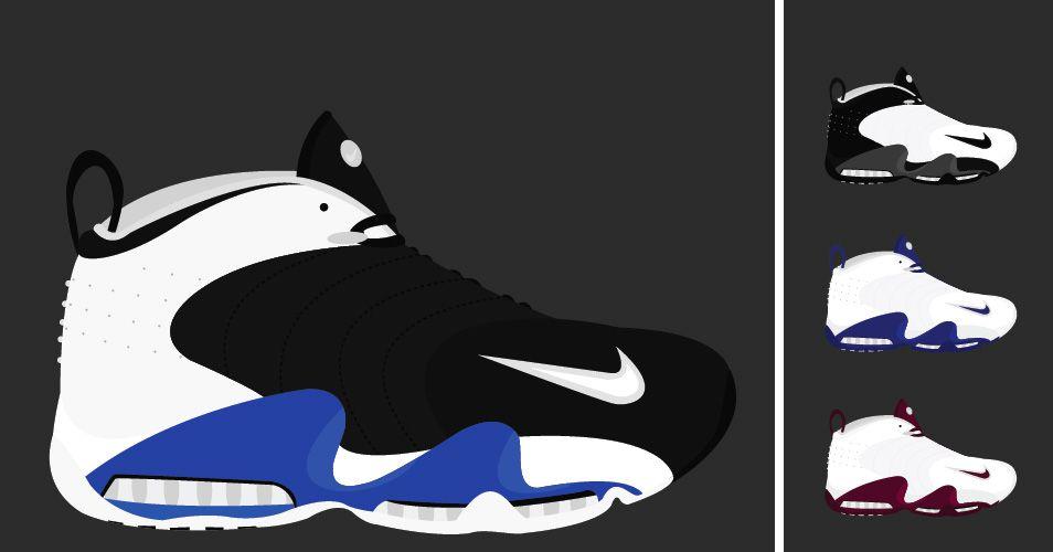 Nike Air Vis Uptempo