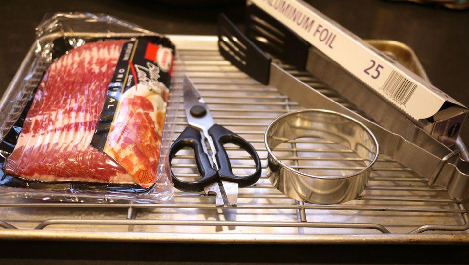 Bacon Lattice Patty 1