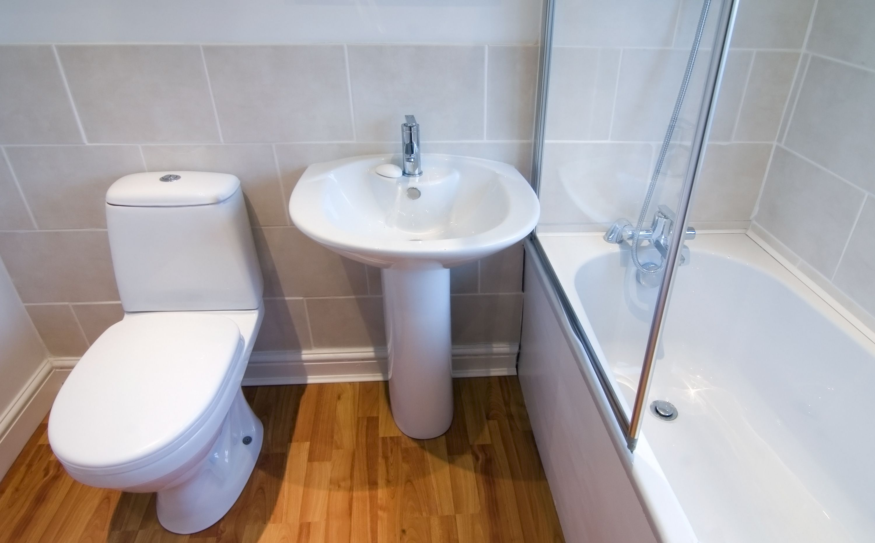 How to install a toilet flange extension Bathroom toilet installation