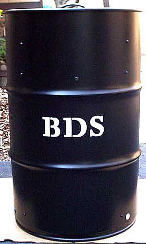 Big Drum Smoker Standard 2338-1