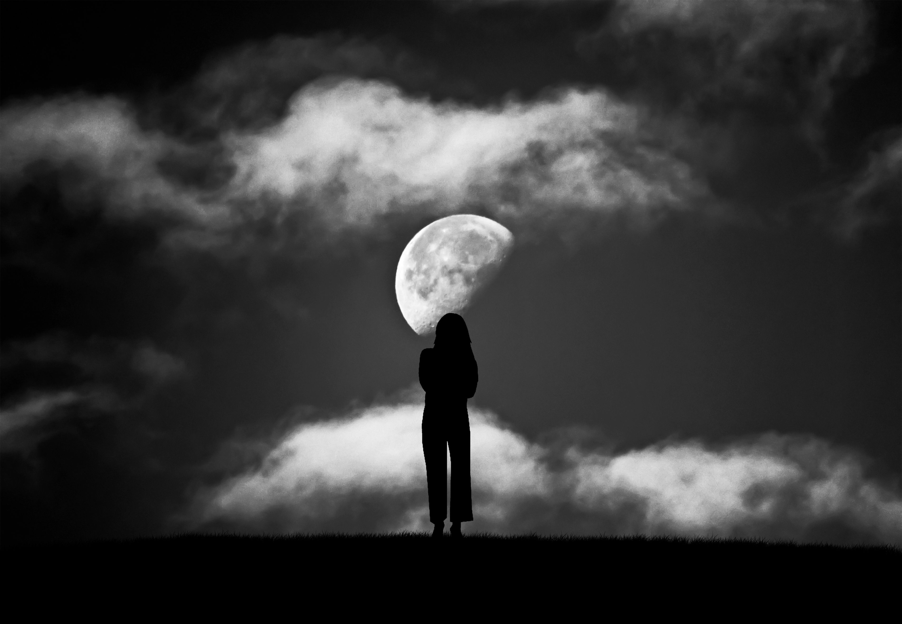 Born Under a First Quarter Moon Moon Phases