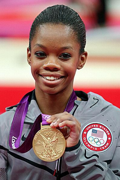 Photos Of Olympic Champion Gymnast Gabby Douglas