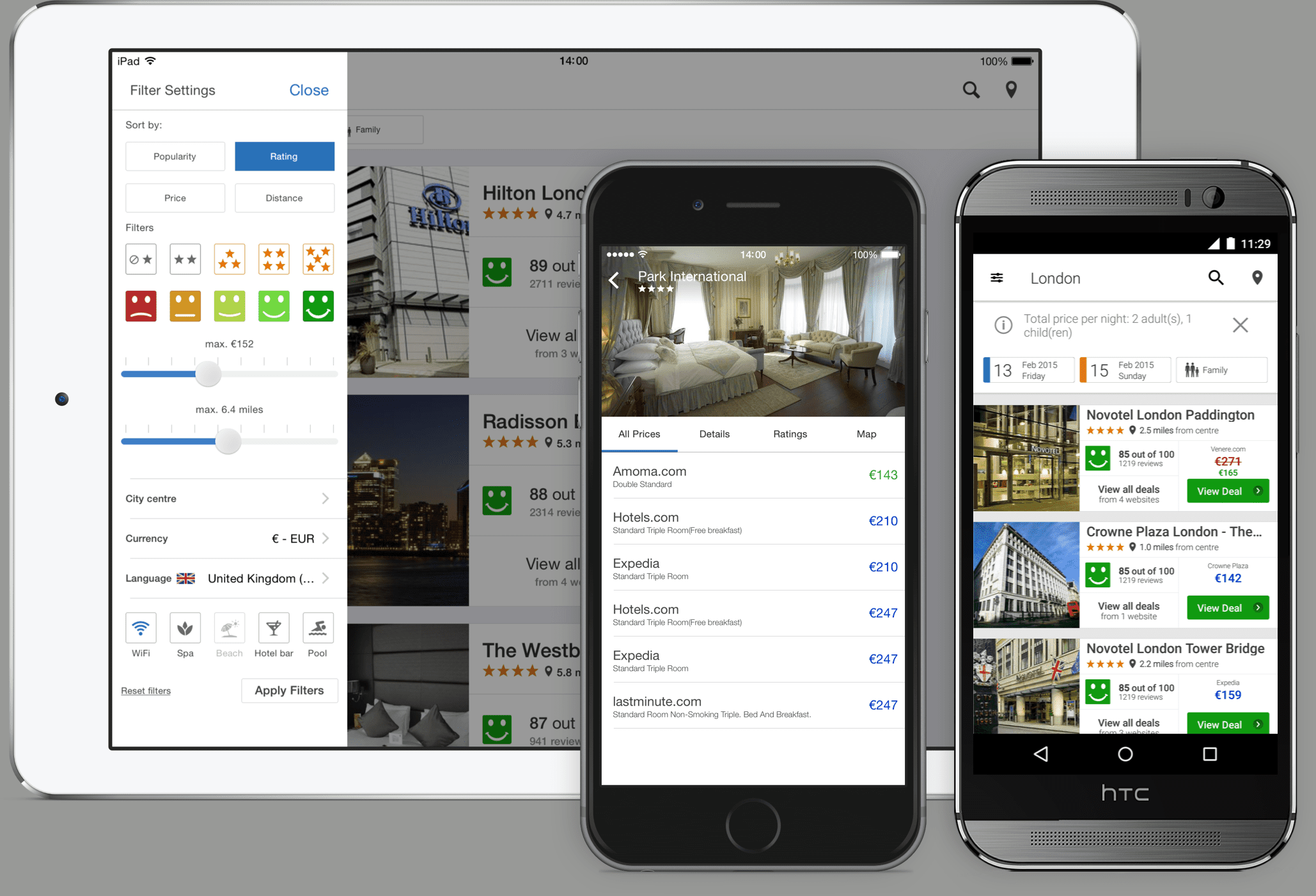 Use Trivago To Research And Compare Hotel Prices