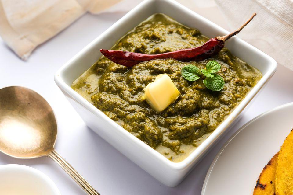 Punjabi sarson ka saag recipe forumfinder Images