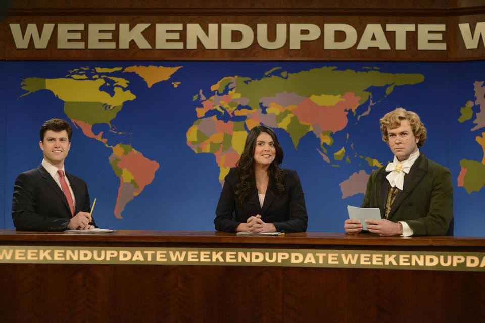 "Saturday Night Live ""Weekend Update"""
