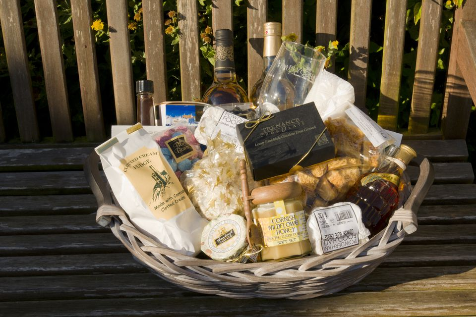 Food and drink made in Cornwall, Devon