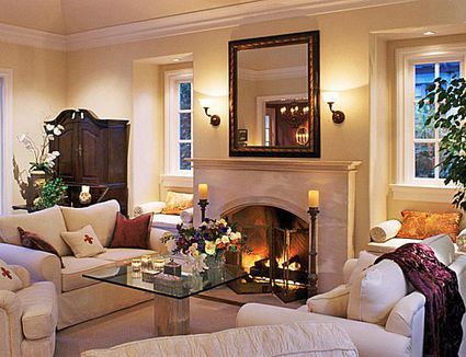 a gallery of traditional living room ideas - Decorating Ideas For Traditional Living Rooms