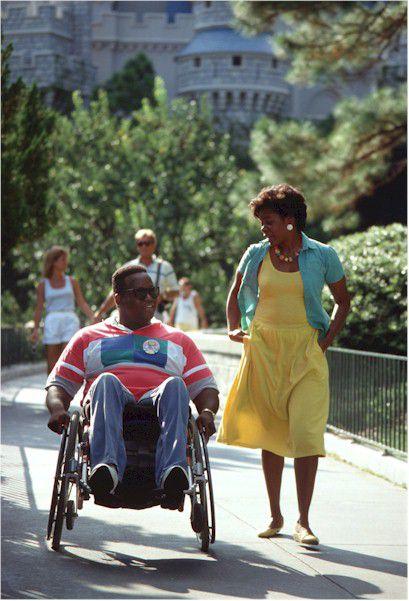 Wheelchair Guest